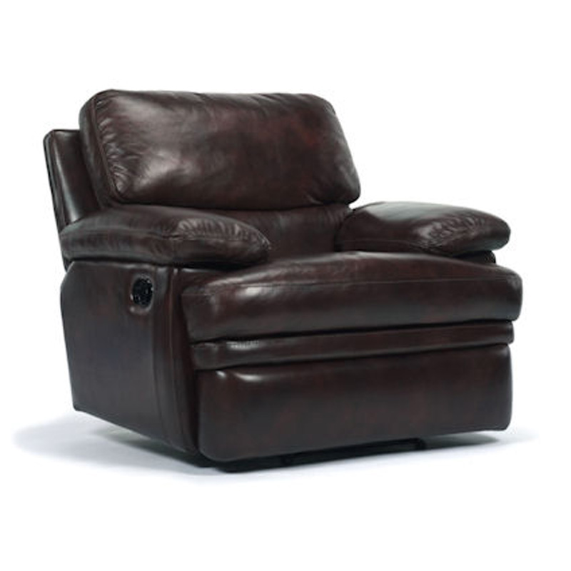Flexsteel Sofa Mission: Flexsteel 1127-50 Dylan Recliner Discount Furniture At