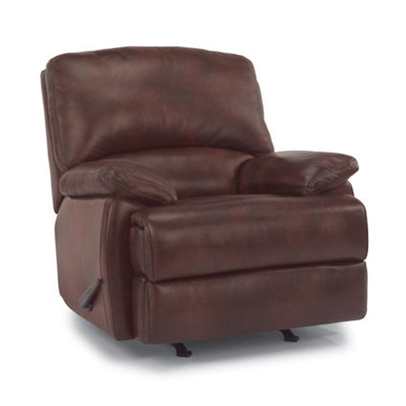 Flexsteel 1127 510 dylan rocking recliner discount for Affordable furniture recliner