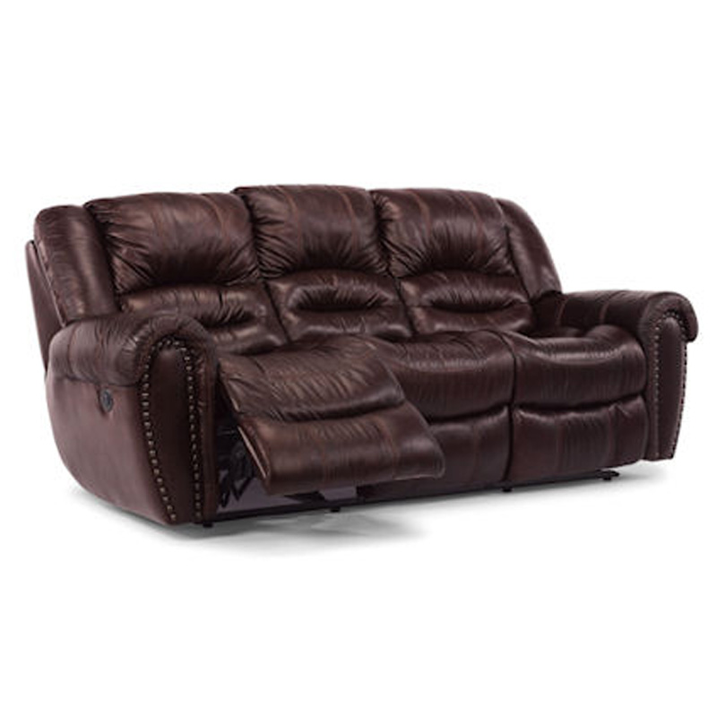 Flexsteel 1210 62P Crosstown Power Reclining Sofa Discount