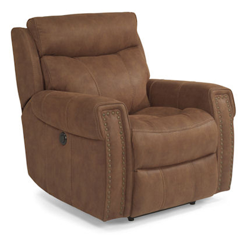 Flexsteel 1450 50P Wyatt Power Recliner Discount Furniture