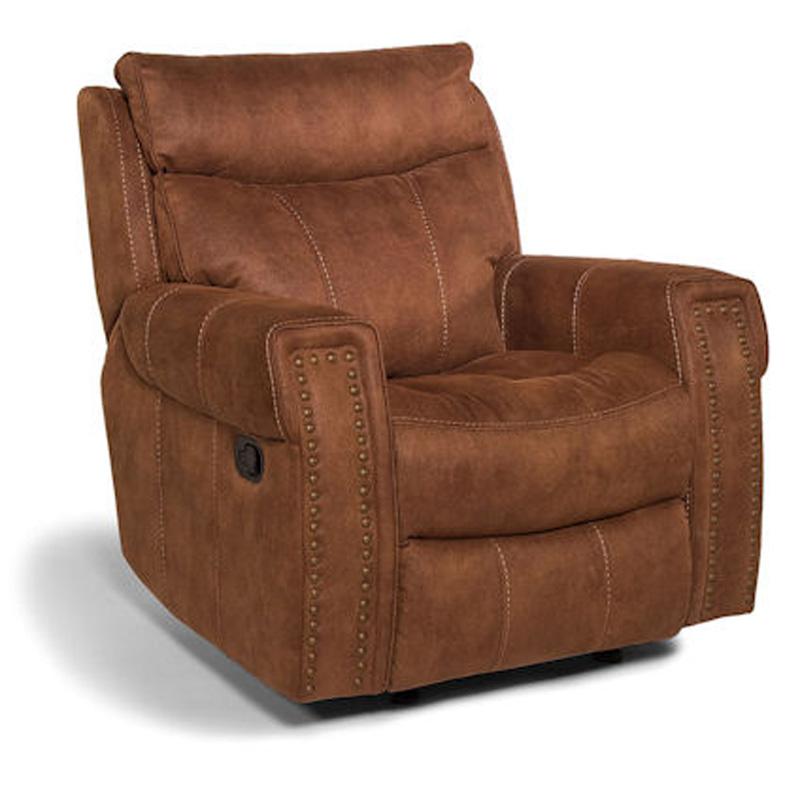 Flexsteel 1450 54 Wyatt Glider Recliner Discount Furniture