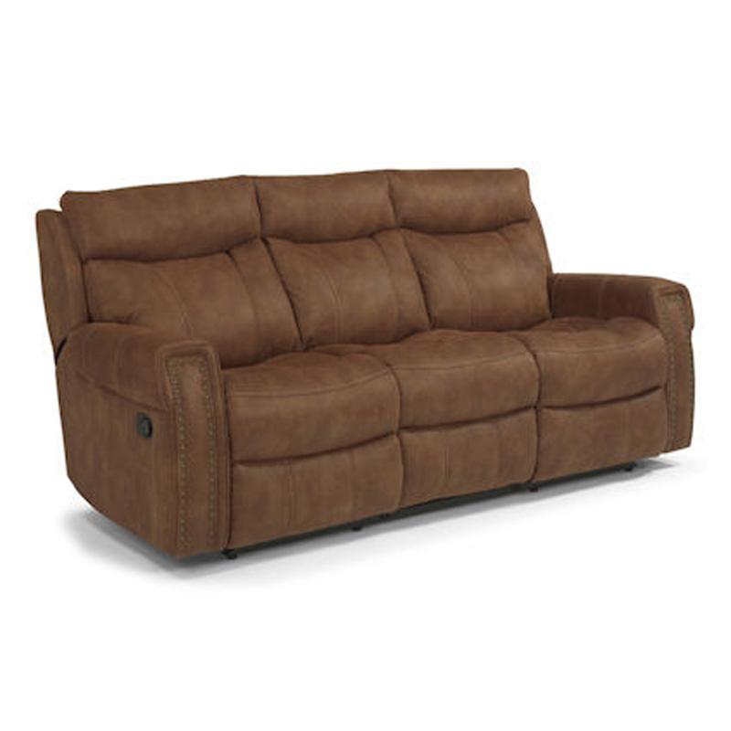 Flexsteel 1450 62 Wyatt Double Reclining Sofa Discount