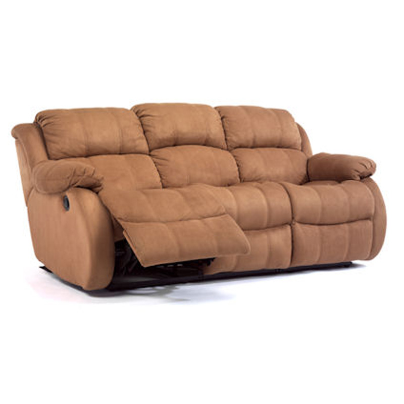 Flexsteel 1506 62 brandon double reclining sofa discount for Affordable furniture brandon