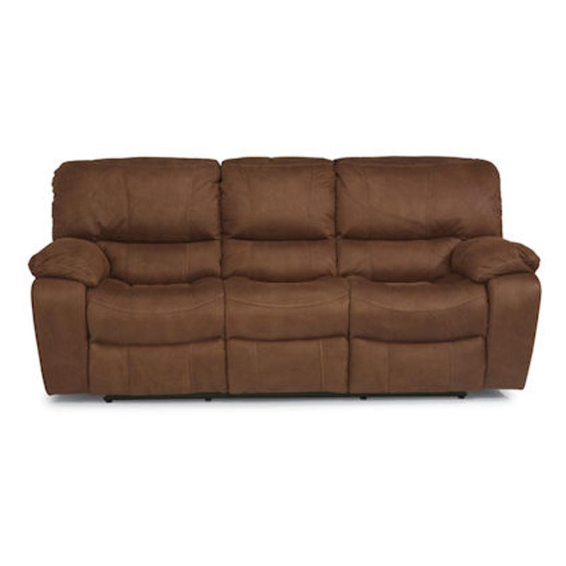 Flexsteel 1541 62 Grandview Double Reclining Sofa Discount