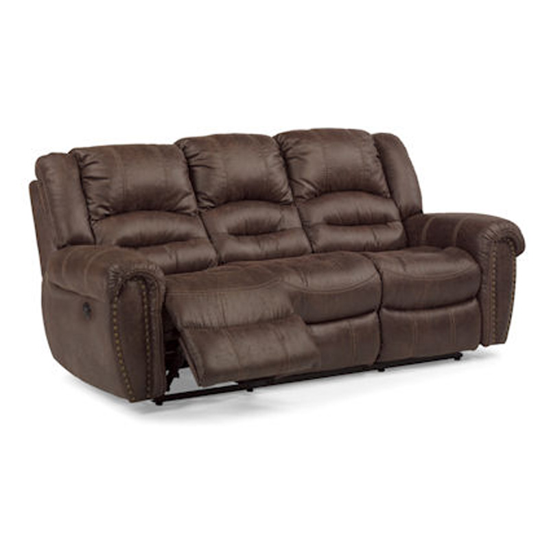 Flexsteel 1710 62p Downtown Power Reclining Sofa Discount