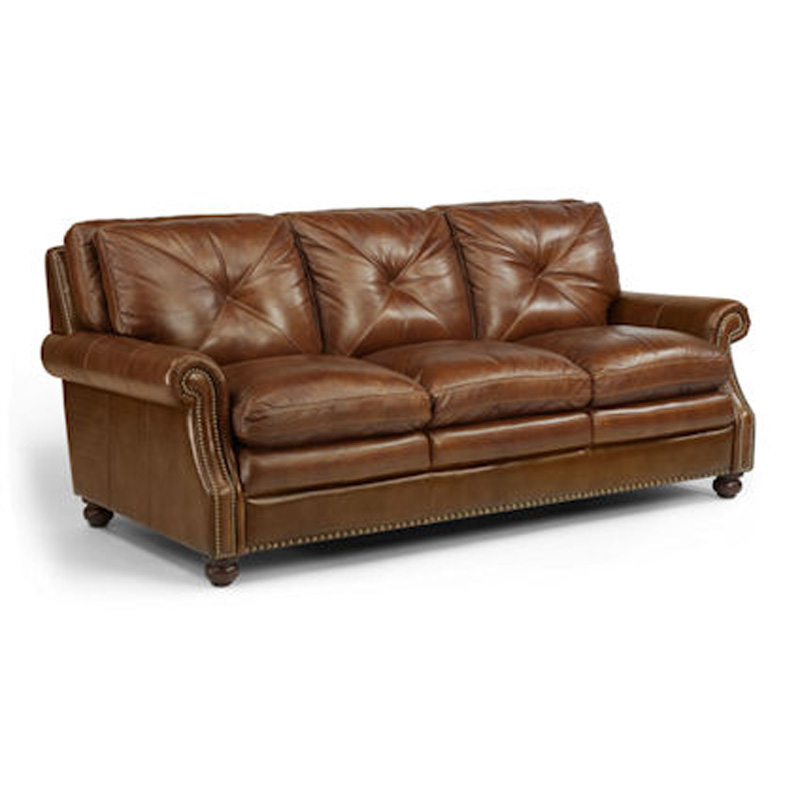 Flexsteel 1741 31 Suffolk Sofa Discount Furniture At