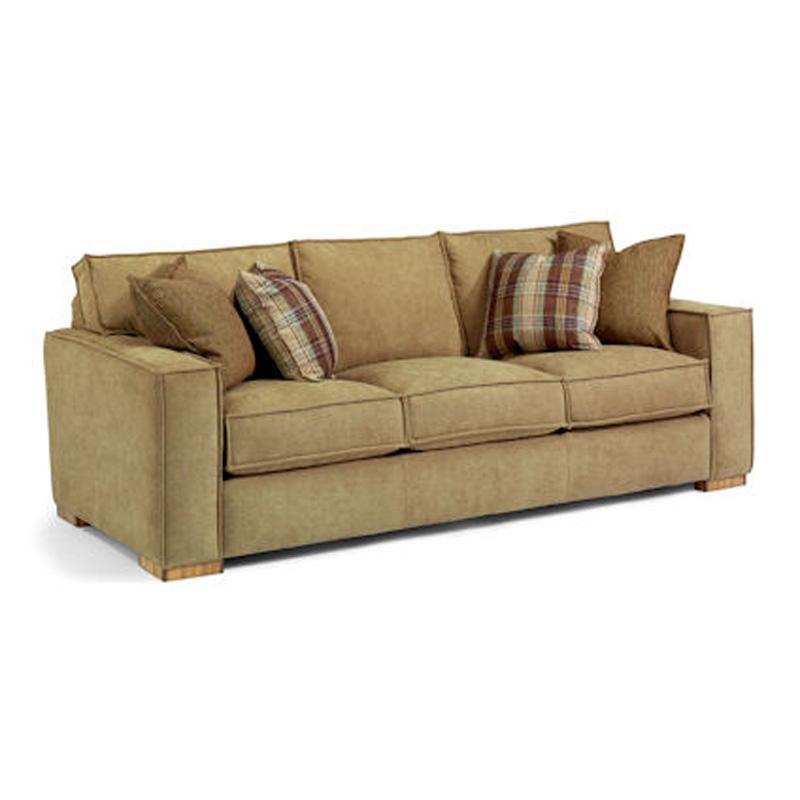 Flexsteel 7301 31 Solaris Sofa Discount Furniture At