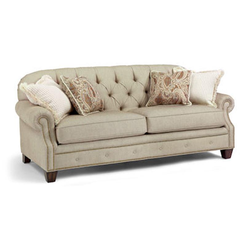 Flexsteel 7386 31 Champion Sofa Discount Furniture At