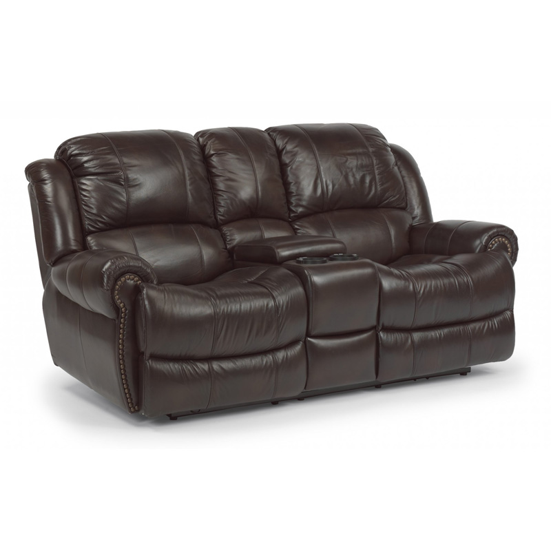 Flexsteel 1311 604p Capitol Leather Power Reclining