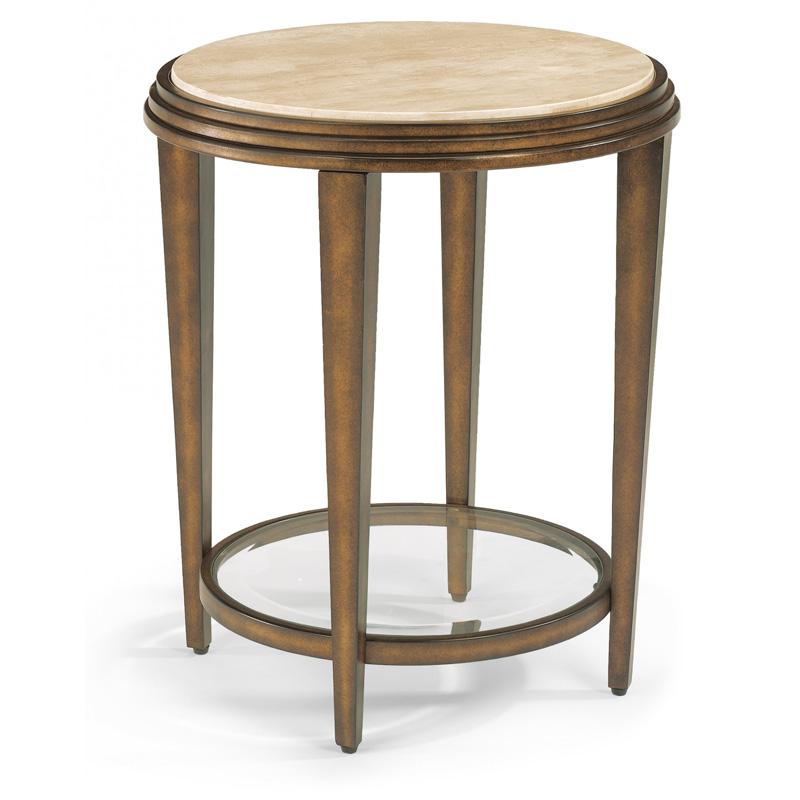 Flexsteel 6629 07 Seville Chairside Table Discount