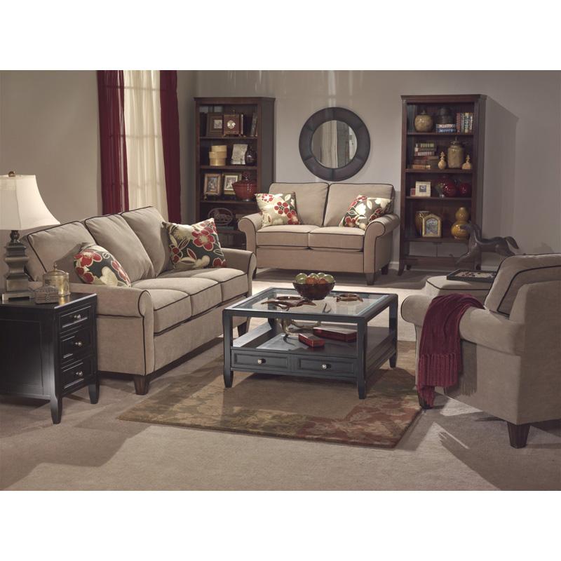 Flexsteel Westside Sofa Reviews: Flexsteel 3979-20 Westside Leather Loveseat Discount