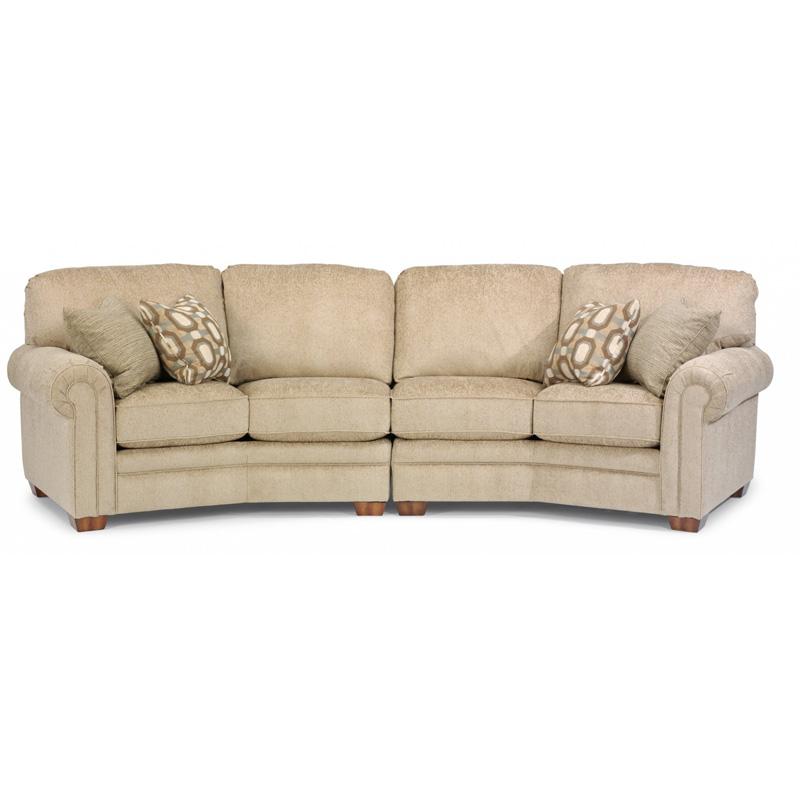 Flexsteel 7271 325 Harrison Fabric Conversation Sofa  : flexsteel0820201520130519876563922 from www.hickorypark.com size 800 x 800 jpeg 94kB