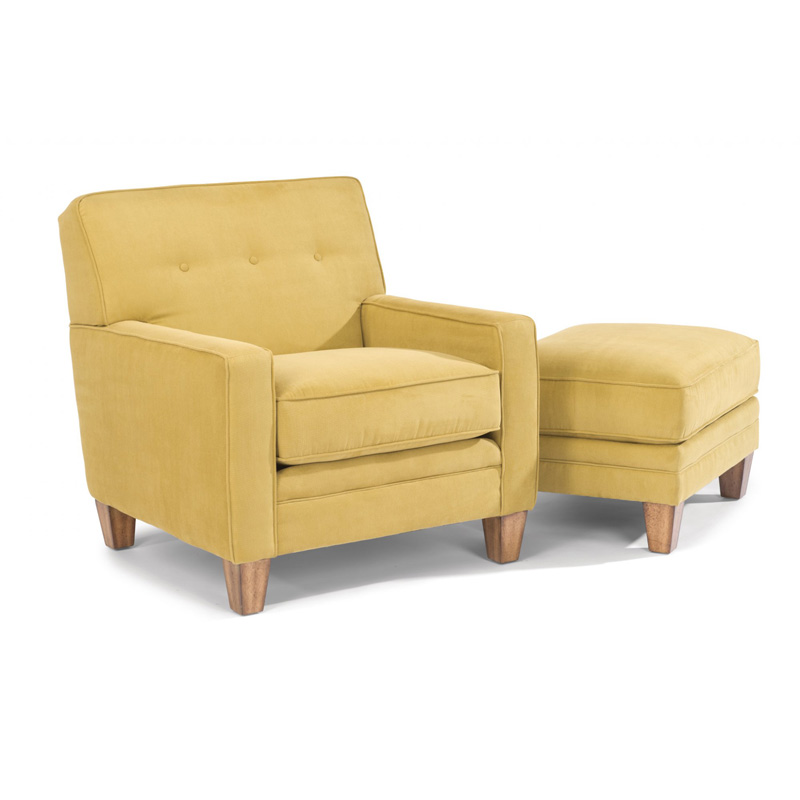 Flexsteel 5663 10 Rachael Fabric Chair Discount Furniture At Hickory Park Furniture Galleries