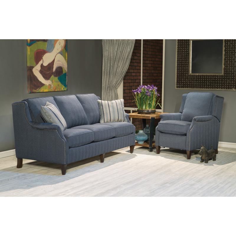 Flexsteel 5633 503 Zevon Fabric High Leg Recliner Discount