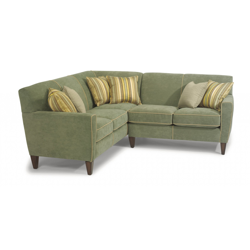 Flexsteel 5966 Sect Digby Fabric Sectional Discount