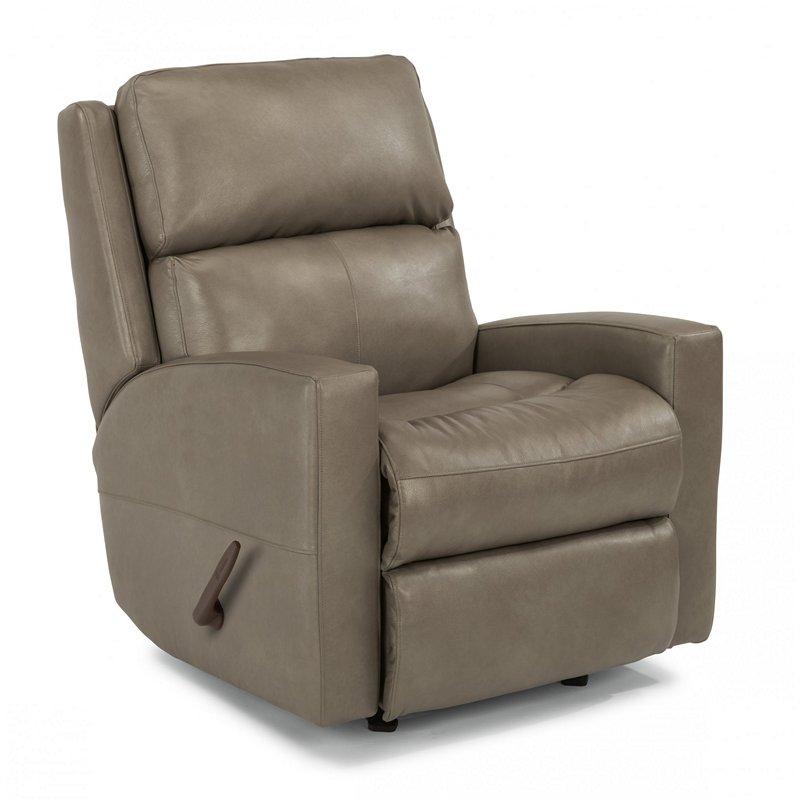 Flexsteel 3900 50 Catalina Leather Recliner Discount