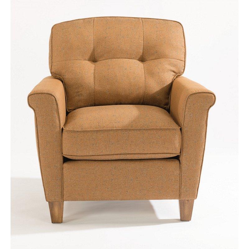 Flexsteel 5112-10 Elenore Fabric Chair Discount Furniture