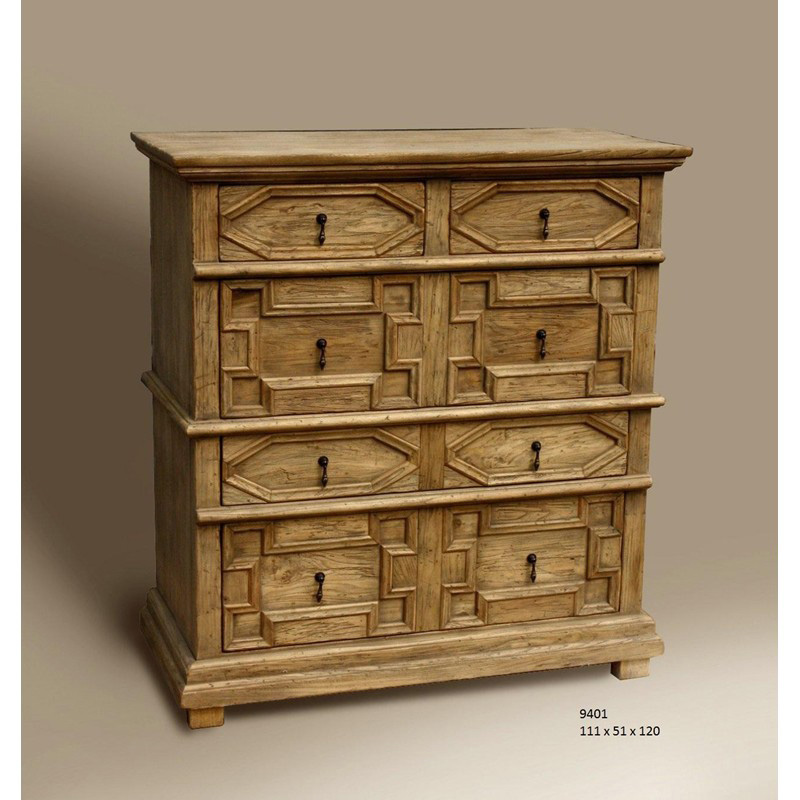 Furniture Classics Limited 9401 Fcl Bedroom Oxford Chest