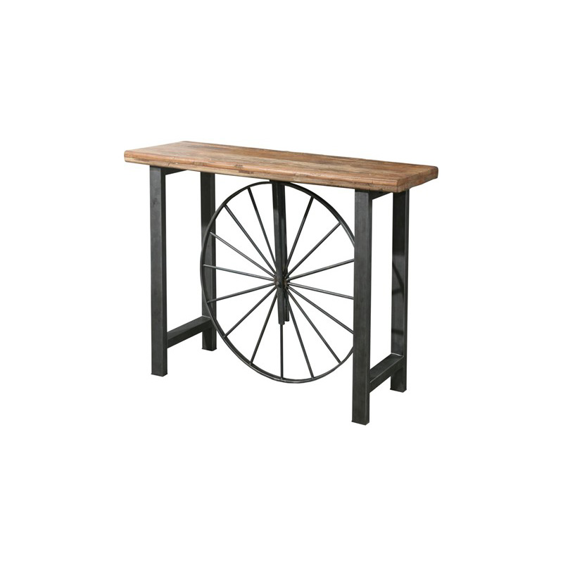 Furniture Classics Limited Cf116 Fcl Accents Iron Spoke