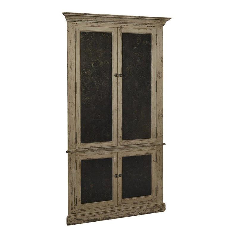 Living Room Furniture For Corner Cabinet: Furniture Classics 25-370 FC Living Room Corner Cabinet