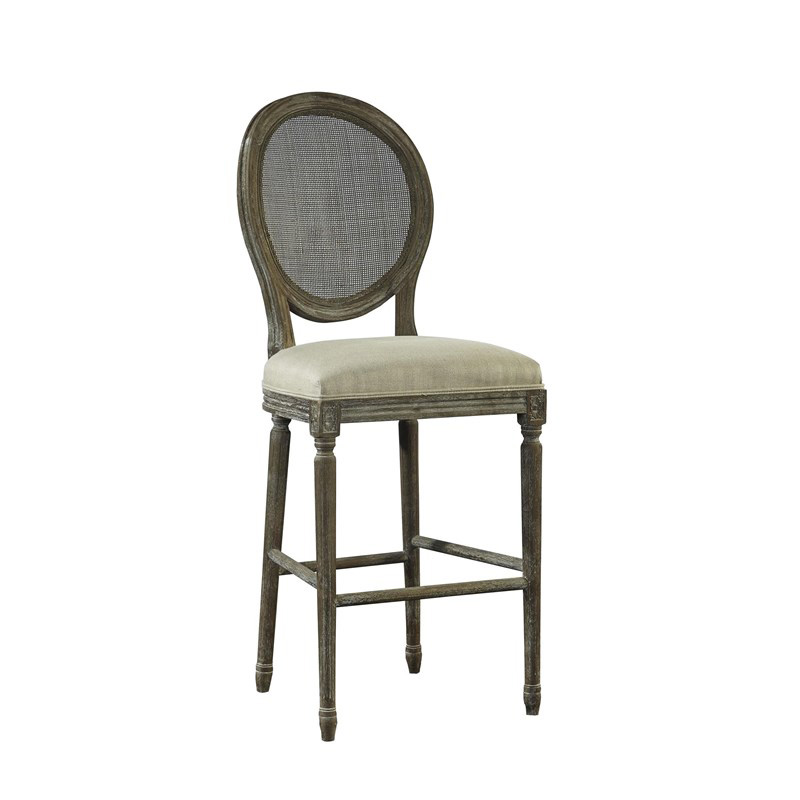 Furniture Classics 70227r Fc Dining Spenzia Bar Stool