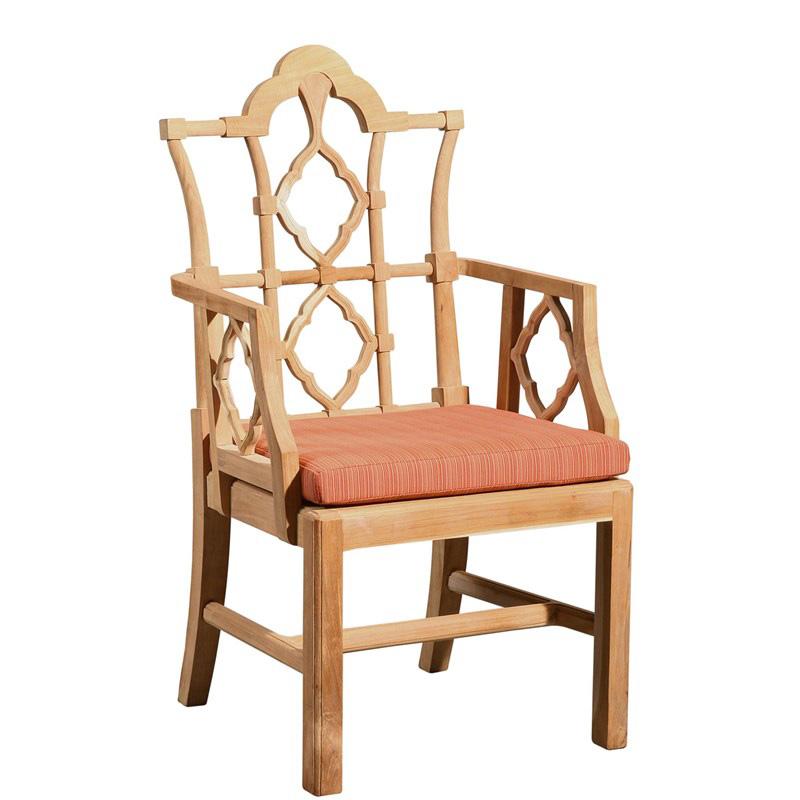 Furniture classics unf fc dining italian arm chair