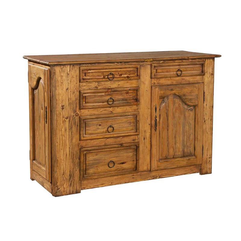 Furniture Classics 2497E8 Farmhouse Collection Twenty Door