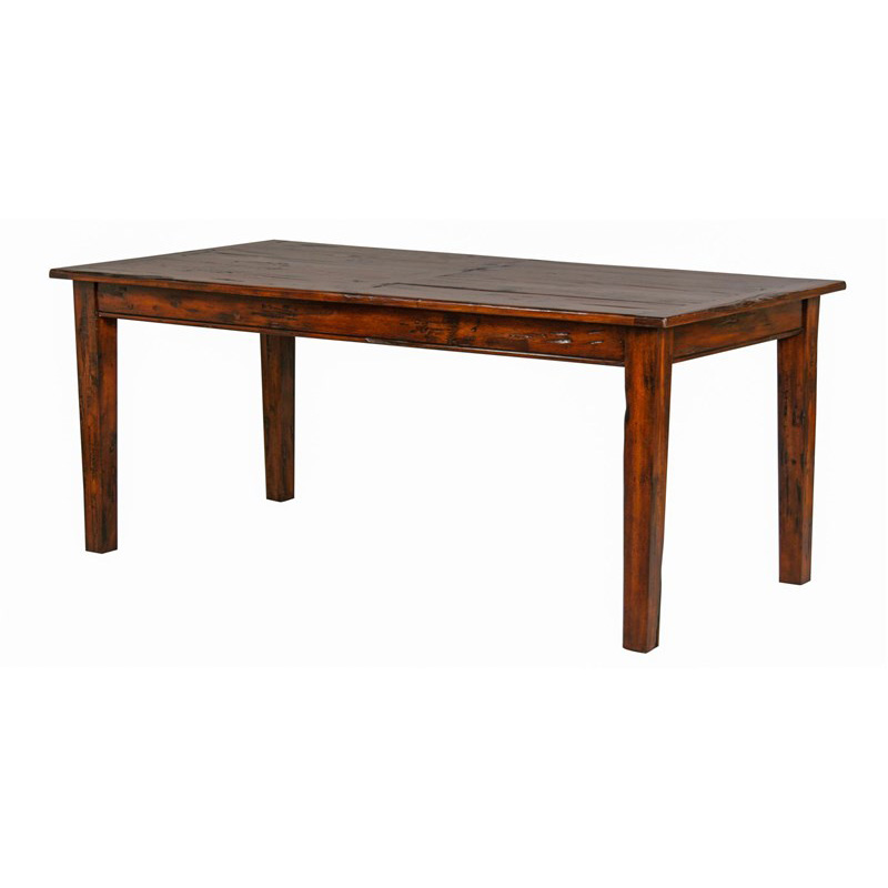 furniture classics 28746qc cotswold collection 6 foot farm