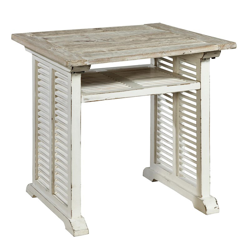 Jcpenney Furniture Outlet Ohio: Furniture Classics 73168 FC Living Room Hampton Side Table