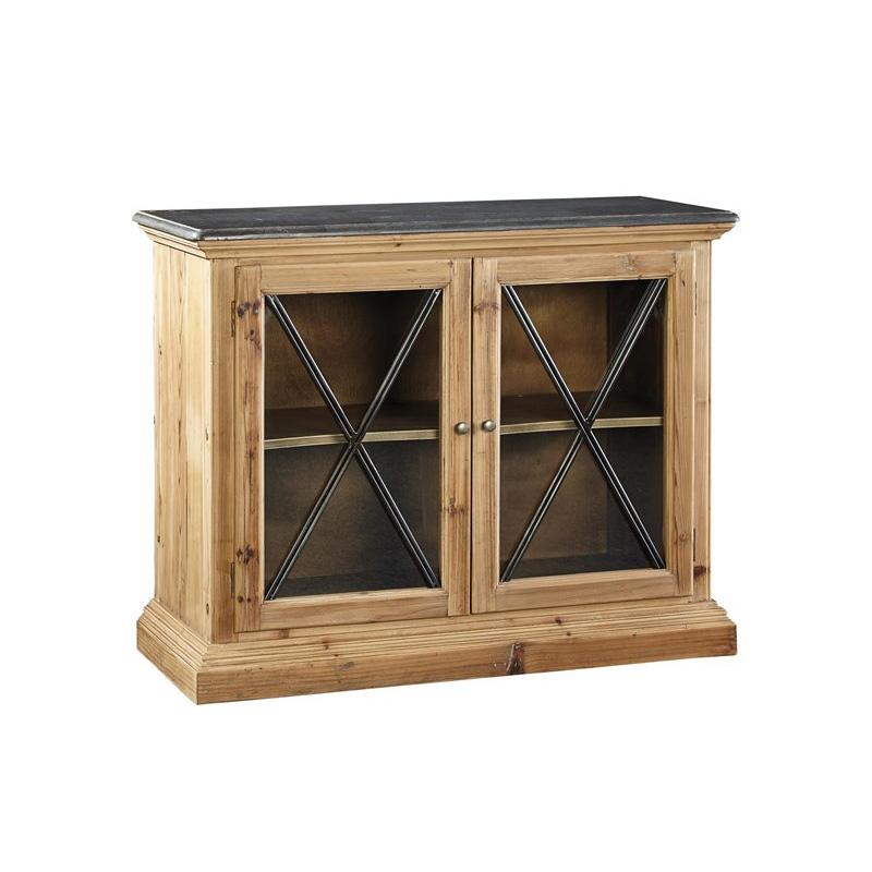 Cheap Old Furniture: Furniture Classics 70453 Old Stone Top Cabinet Discount