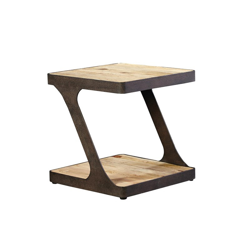Furniture Classics 70476 Ying Yang Side Table Discount Furniture At Hickory Park Furniture Galleries