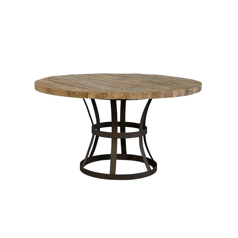 Furniture Classics 40 13 Fc Dining Sculptor Round Dining Table Discount Furniture At Hickory