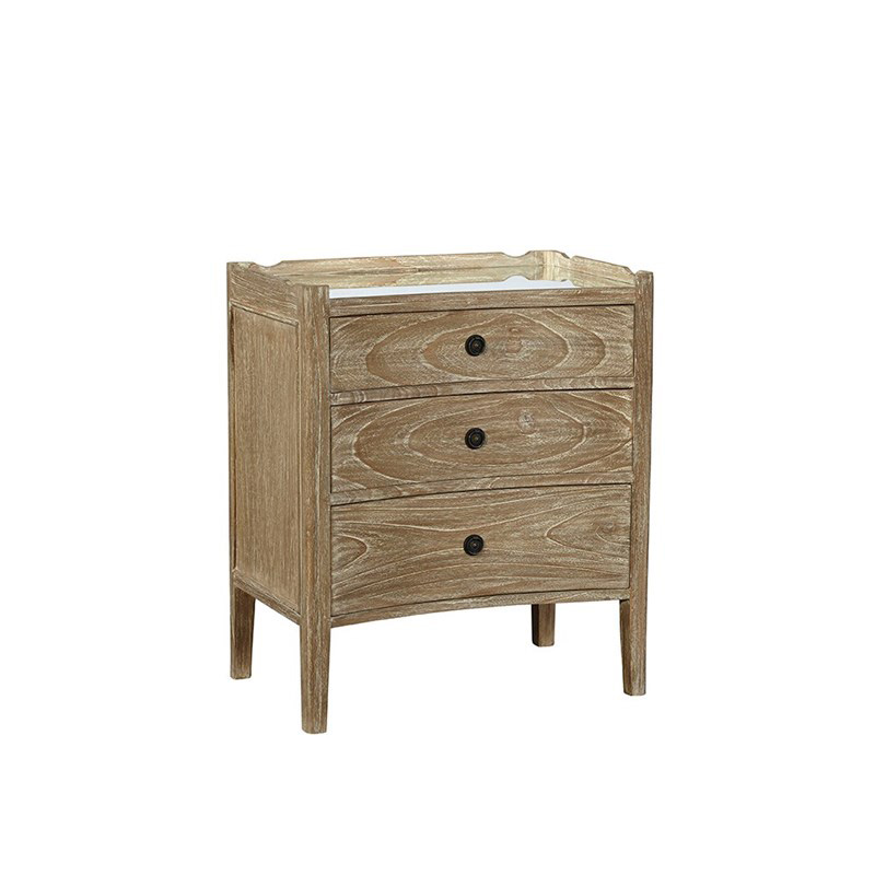 Furniture classics 51 036 fc accents cario small chest of for Classic house furniture galleries