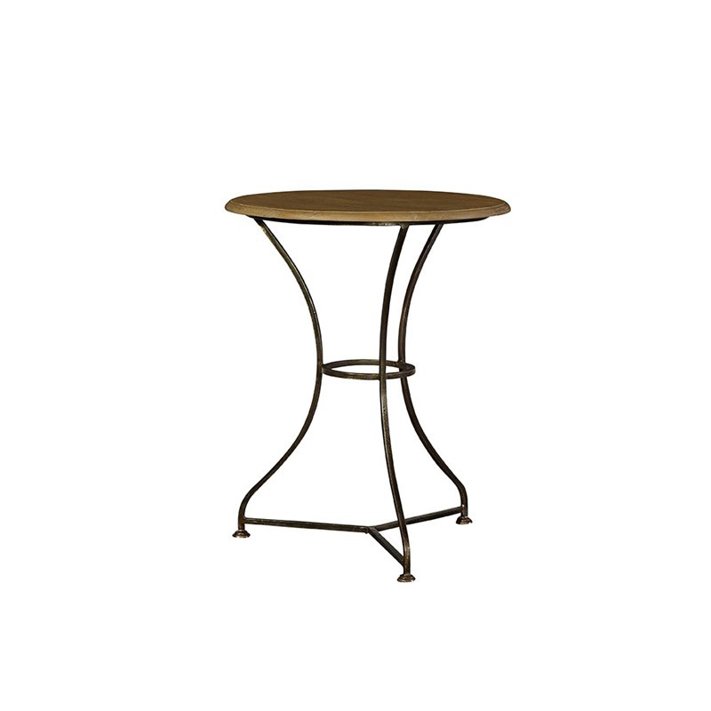Furniture classics 90 05 fc dining ronde table discount furniture at hickory - Table ronde cdiscount ...