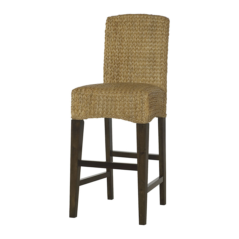 Hammary 090 583 hidden treasures woven bar stool discount for Affordable furniture and treasures