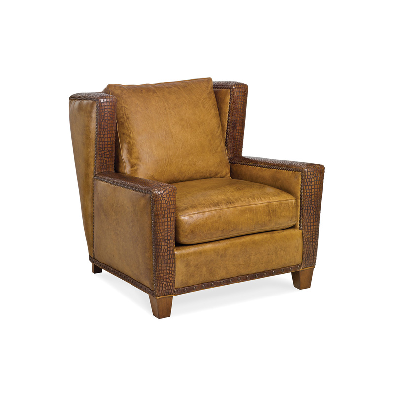 Hancock And Moore 6156 1 Angle Chair Discount Furniture At