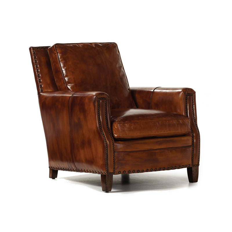 Hancock And Moore 4794 Ashmore Chair Discount Furniture At