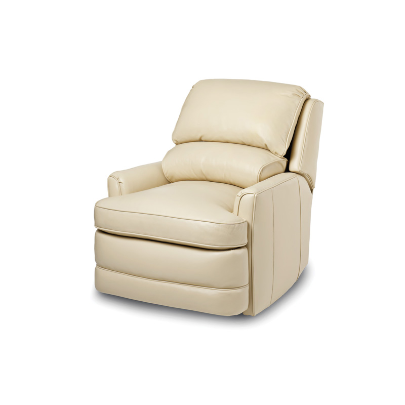 Hancock And Moore 3007 Pr Athens Power Recliner Wall