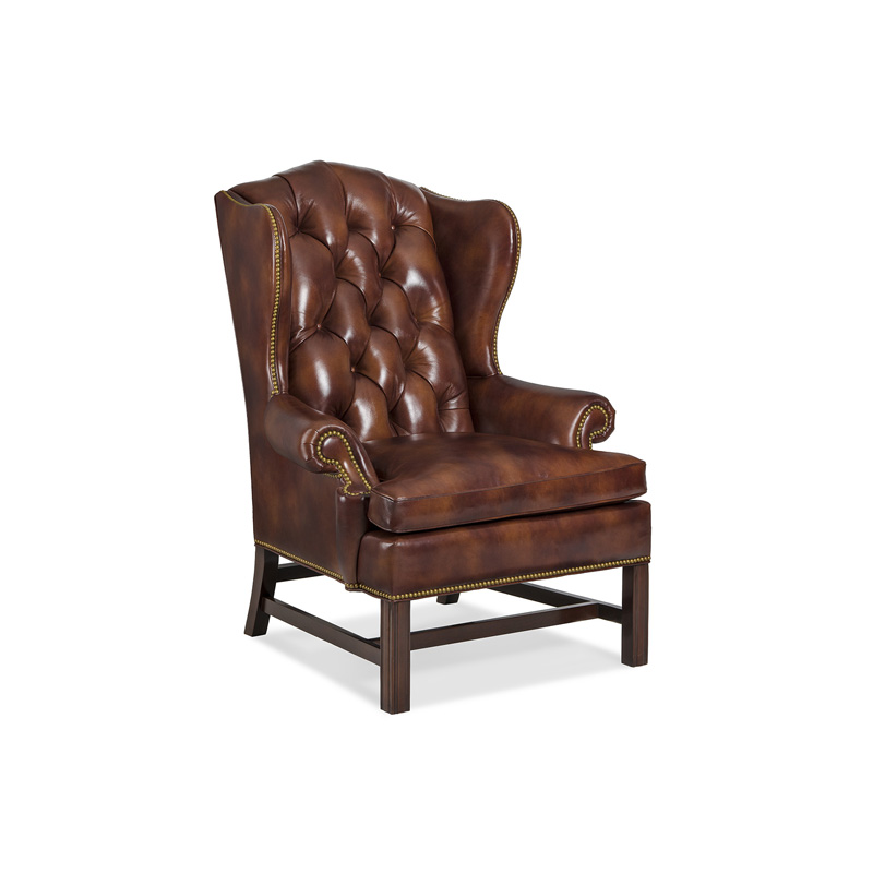 Hancock and Moore 5962 T Baron Tufted Chair Discount
