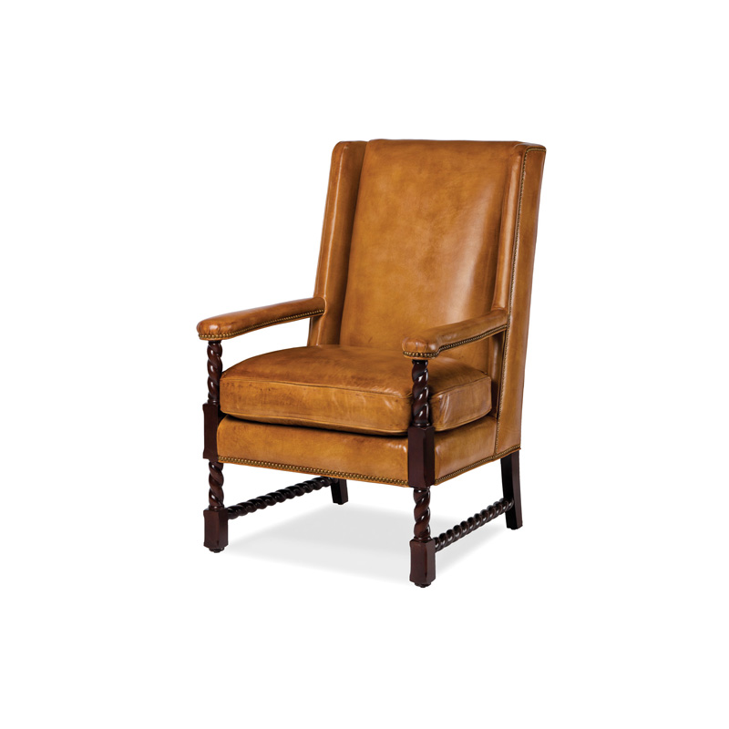 Hancock And Moore 5766 Calvert Chair Discount Furniture At