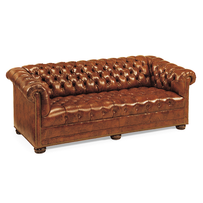 Hancock And Moore 8172 Chesterfield Sofa Discount