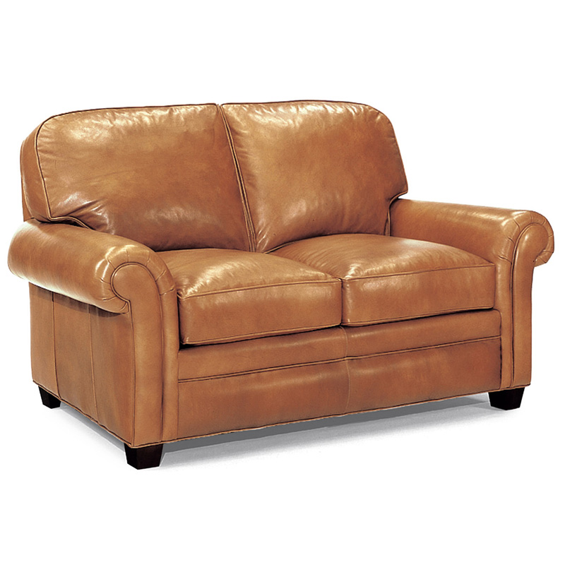 Hancock And Moore 9839 City Loveseat Discount Furniture At