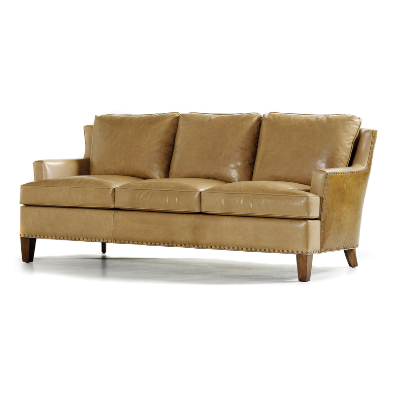 Hancock and moore 5161 claudette sofa discount furniture for Affordable furniture tampa