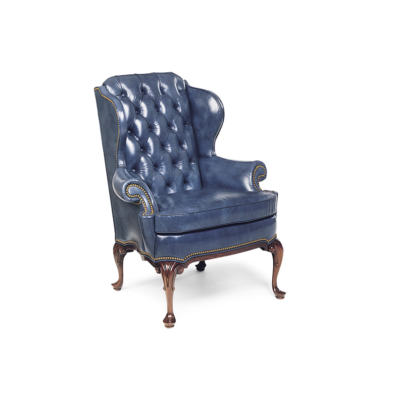 Hancock and Moore 9050 Cromwell Tufted Wing Chair Discount