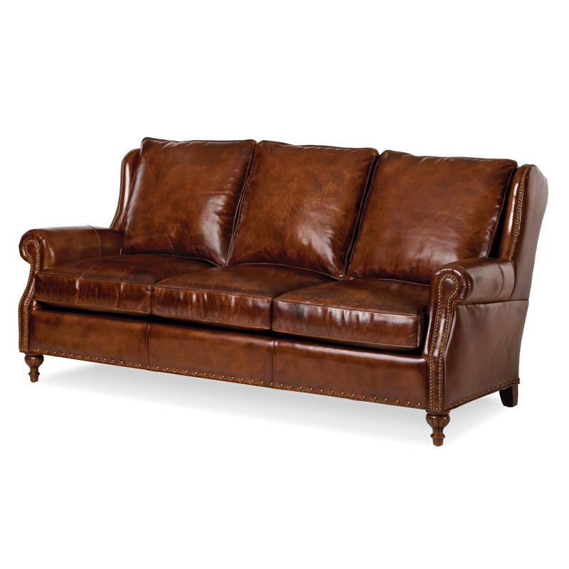 Hancock And Moore 5591 3 Cross Moore Sofa Discount