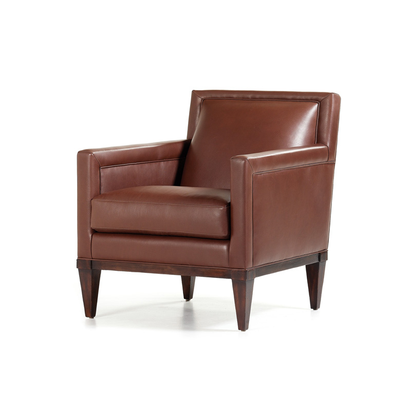 Hancock And Moore 4955 Ellie Chair Discount Furniture At