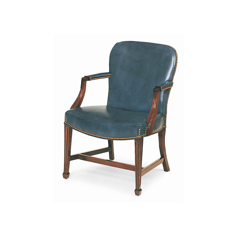 Hancock And Moore 9041 Georgetown Side Chair Discount Furniture At Hickory Park Furniture Galleries