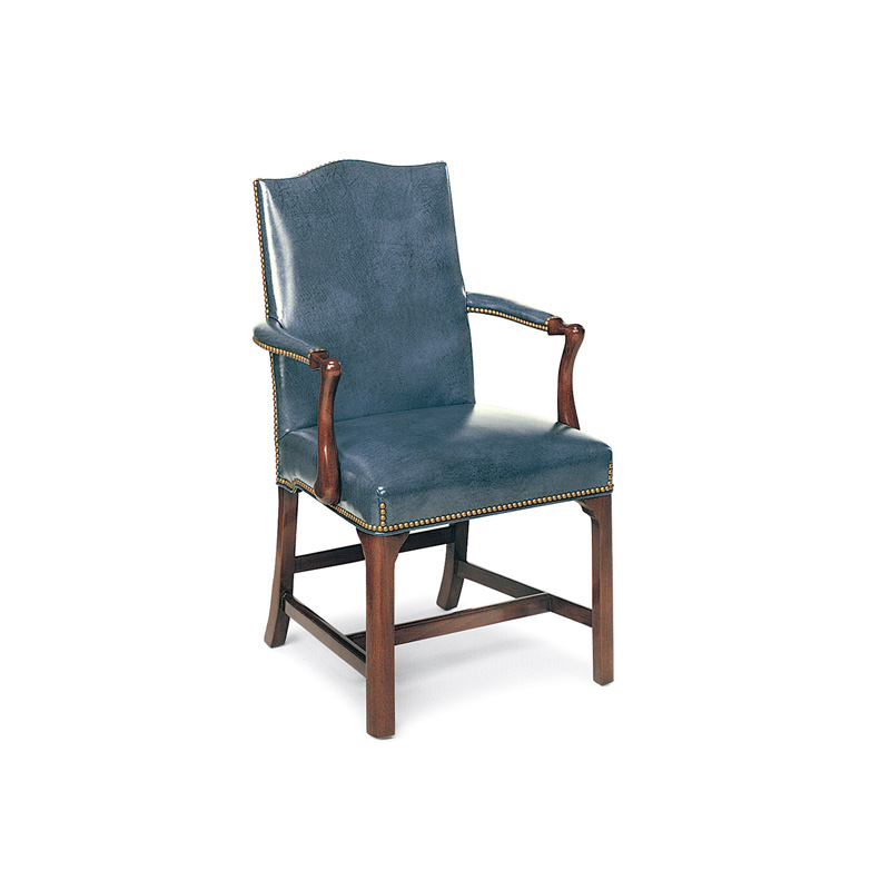 Hancock And Moore 9115 Graham Arm Chair Discount Furniture At Hickory Park Furniture Galleries