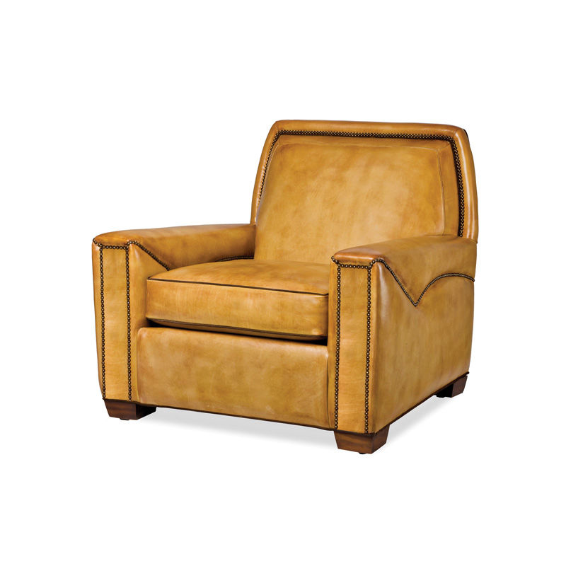 Hancock And Moore 5715 1 Lynchburg Chair Discount Furniture At Hickory Park Furniture Galleries
