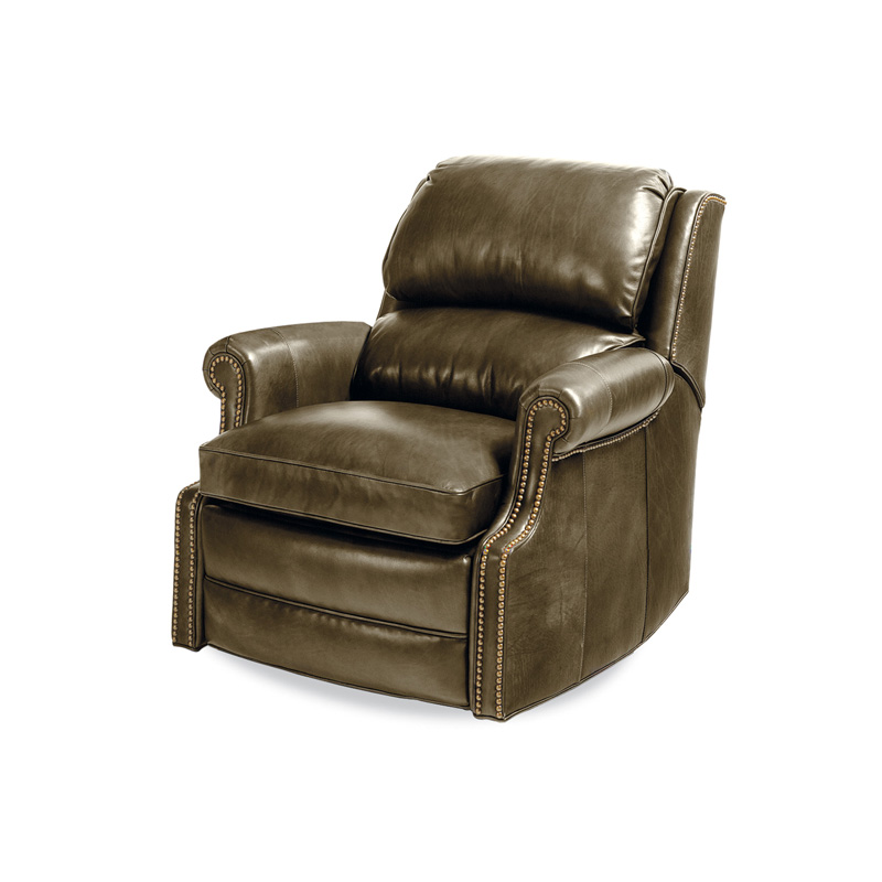 Hancock And Moore 3039 Pr Martial Power Recliner Wall